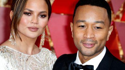 John Legend en Chrissy Teigen doneren 160.000 euro aan #TimesUp