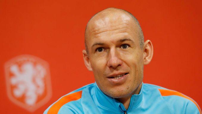 """Robben en Oranje staan voor onmogelijke opdracht: """"We moeten onszelf niet voor de gek houden"""""""