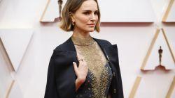 Natalie Portman reageert op kritiek Oscars-outfit