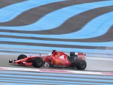GP in Frankrijk: Circuit van de grote gaap