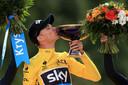 Quadruple vainqueur du Tour de France, Chris Froome estime qu'il n'aurait pas connu ce bonheur si le dopage était encore autant présent dans le cyclisme qu'à l'époque de Lance Armstrong.