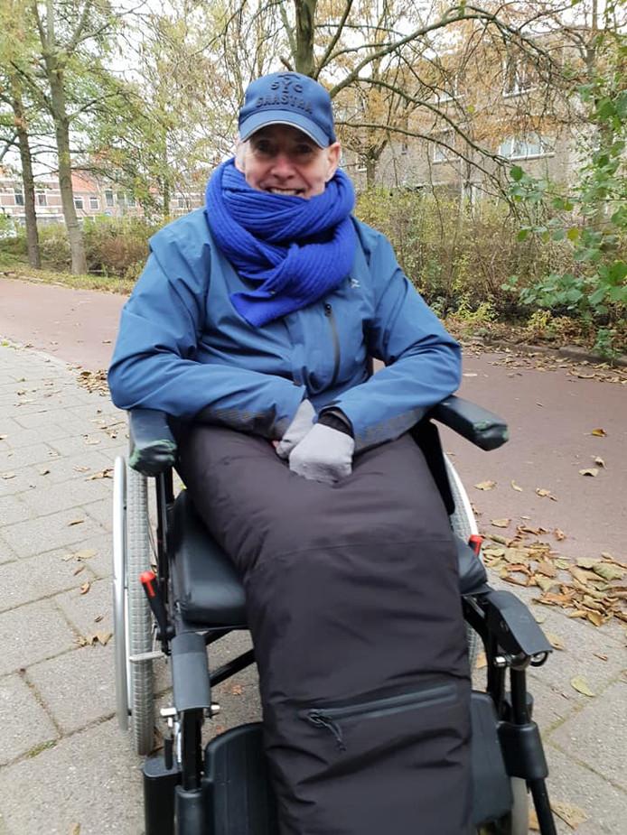 Leo de Ron (67) wordt sinds gistermiddag vermist.