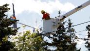 500.000 gezinnen oostkust Canada zonder elektriciteit door passage orkaan Dorian