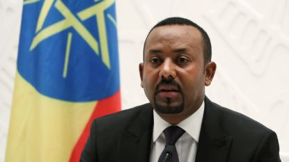 """Ethiopische premier Abiy Ahmed krijgt Nobelprijs voor de Vrede: """"Overwelmd en zeer gelukkig"""""""