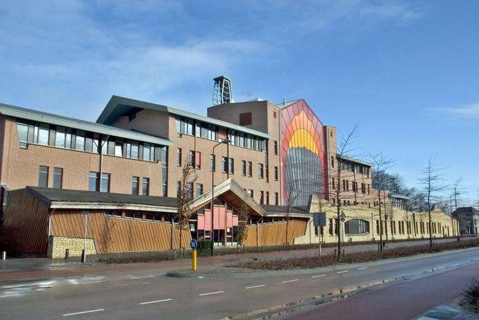 Het gemeentehuis in Reusel.