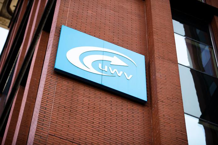UWV-kantoor in Amsterdam.