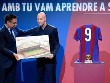 Barcelona vernoemt jeugdstadion naar Cruijff