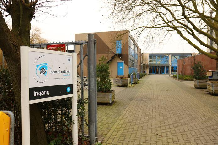 Het Gemini College in Ridderkerk.