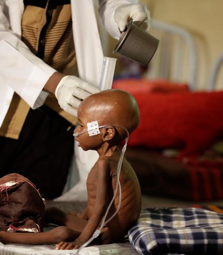 Giro555 haalt 17 miljoen euro hongersnood op