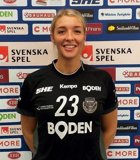 Helmondse handbalster Kalia Klomp wordt prof in Zweden: 'Deze kans kon ik niet laten lopen'