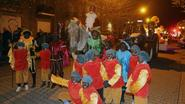 Sint-Maarten neemt 300 kinderen en ouders op sleeptouw