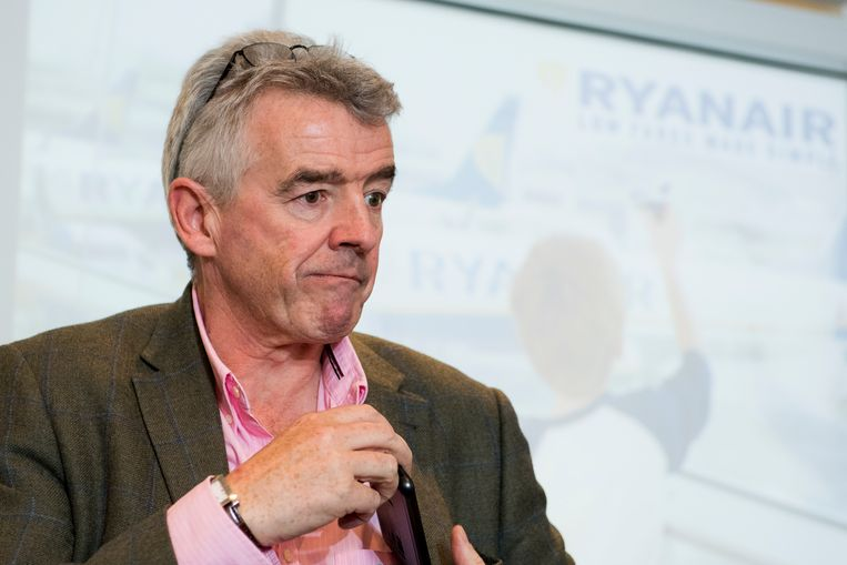 Ryanair-CEO Michael O'Leary.