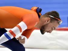 Nuis in laatste rit op 1500 meter