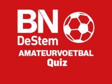 Quiz | Kun jij alle amateurvoetbalclubs van BN DeStem opnoemen?