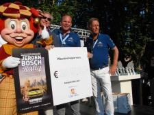 Jeroen Bosch Rally levert 40.000 euro op voor het goede doel