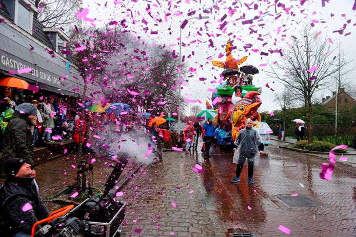 Wouw - Carnaval 2016