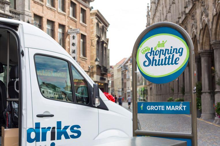 De Shopping Shuttle blaast 5 kaarsjes uit