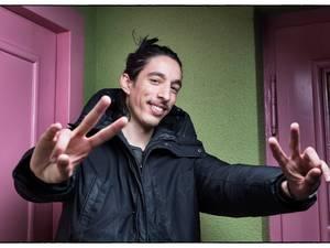 'Treitervlogger' Ismail Ilgun nu op positieve wijze de buurt in voor AD.nl