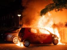 Nog een verdachte aangehouden voor reeks autobranden in Tilburg