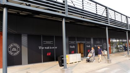 H&M opent in november