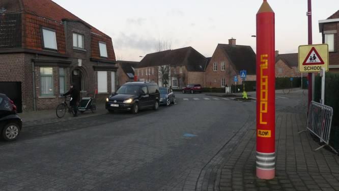 Nieuwstraat in Astene wordt fietsstraat