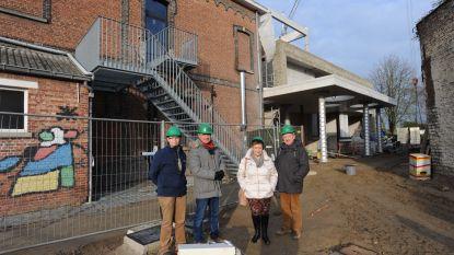 Sint-Cajetanusschool is gered