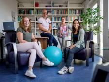 Almelose psychologenpraktijk in coronatijd: 'Met beeldbellen kun je geen emoties delen'