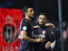 FC Twente komt moeizaam tot kansen, maar bekert wel verder