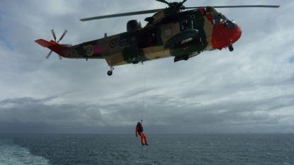Reddingsactie opgezet voor zeiljacht met drie opvarenden, onder wie mindervalide man, dat kapseist voor kust van Zeebrugge