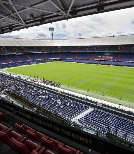 Feyenoord oefent voor maximaal 7000 fans tegen Sparta