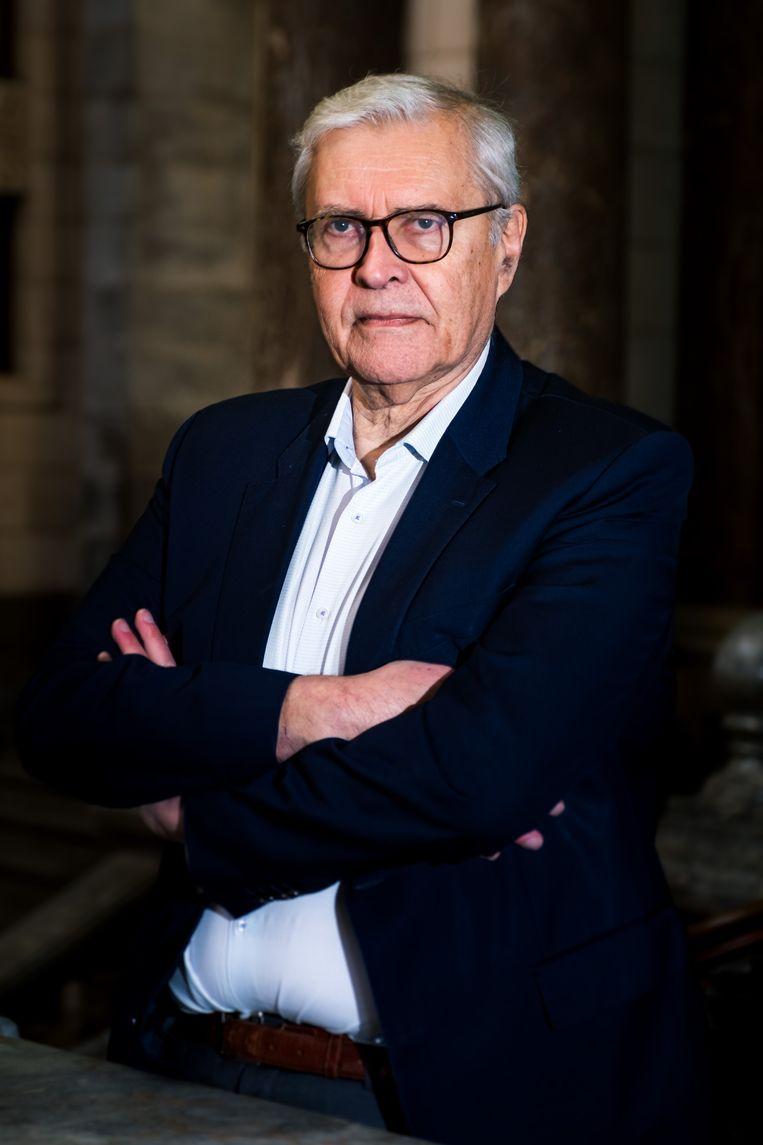 Luc Van der Kelen.