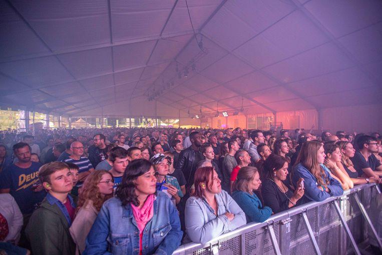 Festivhalle lokte vorig jaar nog meer dan tienduizend bezoekers.