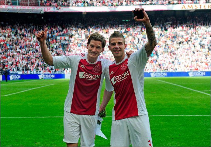 Deux titres, une Coupe, 220 matchs et 28 buts: Jan Vertonghen a grandi avec l'Ajax, il n'y reviendra pas tout de suite.
