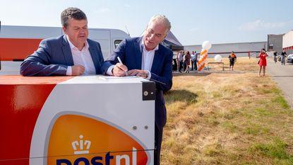 PostNL opent hoofdkantoor in Mechelen-Noord
