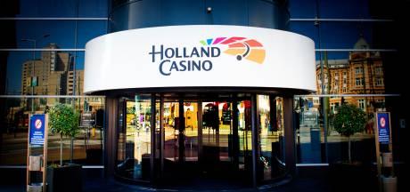 Holland Casino boekt miljoenenverlies door sluitingen