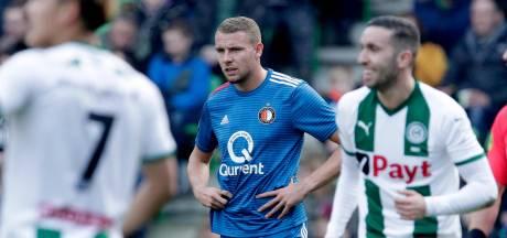 Van Beek scoorde al voor zeven clubs in eredivisie