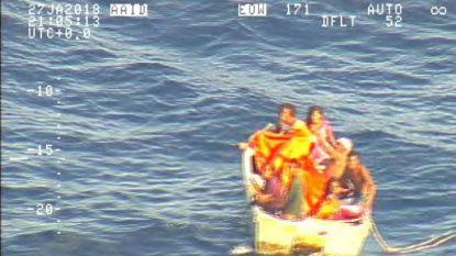 Nog weinig hoop voor meer dan tachtig vermisten na scheepsramp in Kiribati