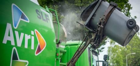 Avri de boer op met informatie over nieuw afvalsysteem voor Rivierenland