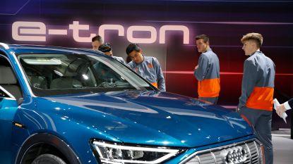 Audi Brussels bouwt elektrische e-tron binnenkort ook met batterijen van Samsung