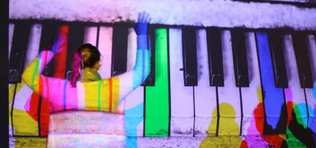 3BEAM wint Glow Poll: interactieve installatie populair bij bezoekers Eindhovens lichtkunstfestival