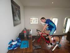Nijmegenaar wint virtuele wielerwedstrijd