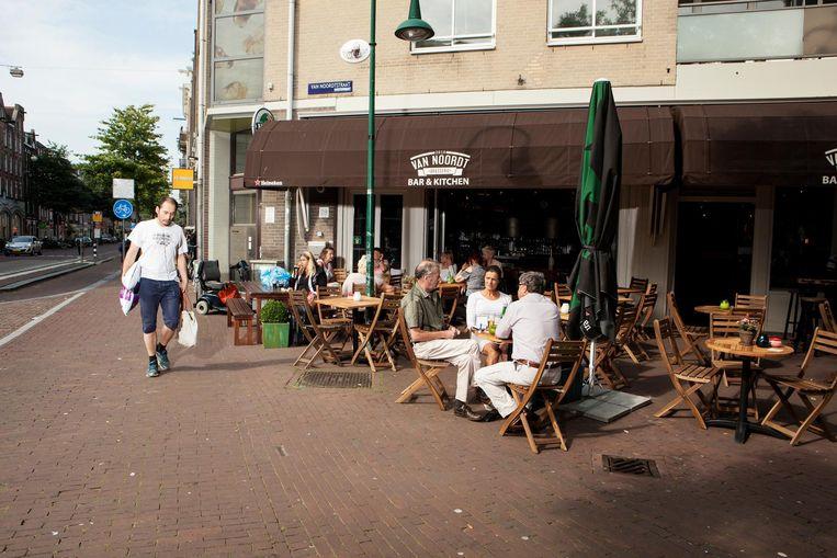 Brasserie Van Noordt Beeld Niels Blekemolen