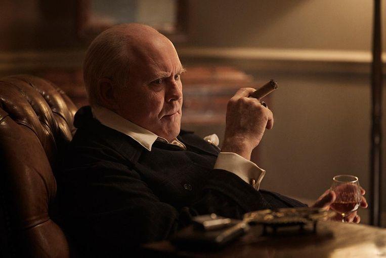 John Lithgow als Winston Churchill