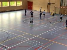 Tientallen gehandicapten voetballen in Didam