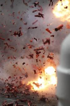 Twee verdachten opgepakt voor afsteken zwaar vuurwerk op Urk