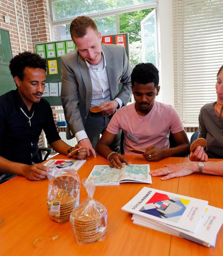 Nederlands oefenen in taalcafé Bergeijk