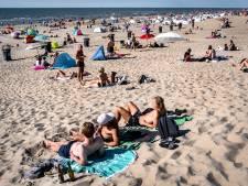 Kustplaatsen Noord-Holland zijn vol, gemeenten roepen op tot wegblijven