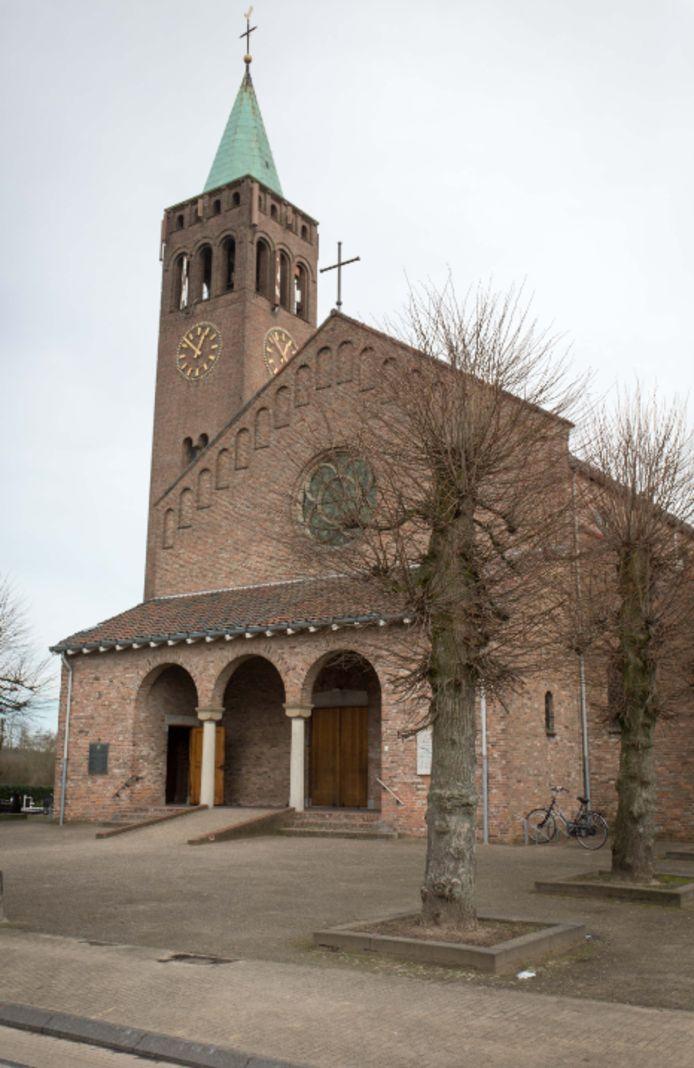 Kerk in Driel.