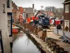 Vervanging van kademuur Heldringstraat in Maassluis is in zicht