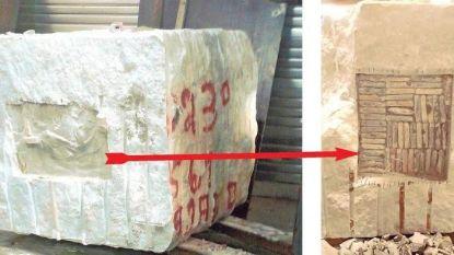 Cocaïne in marmeren blokken goed voor 165 miljoen euro: 4 Limburgers riskeren celstraffen tot 12 jaar